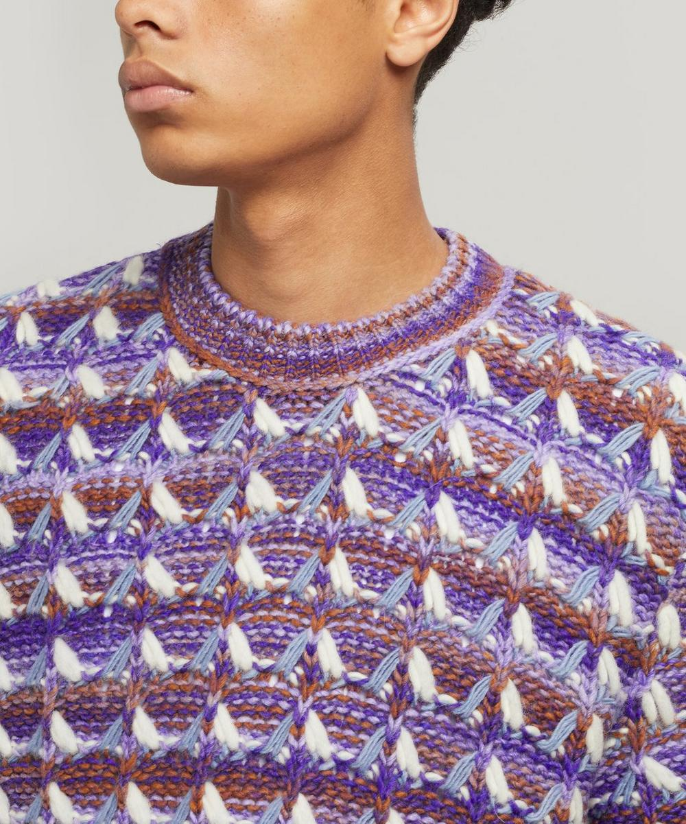 Kobra Multi-Yarn Jumper