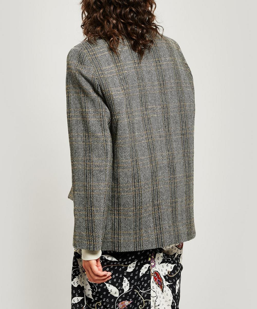 Charly Single-Breasted Wool Blazer