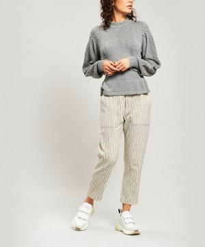 Kery Pullover Textured Knit