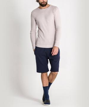Engineer Long Sleeve Knit Jumper