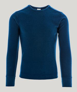 Engineer Long Sleeve Knit Jumper