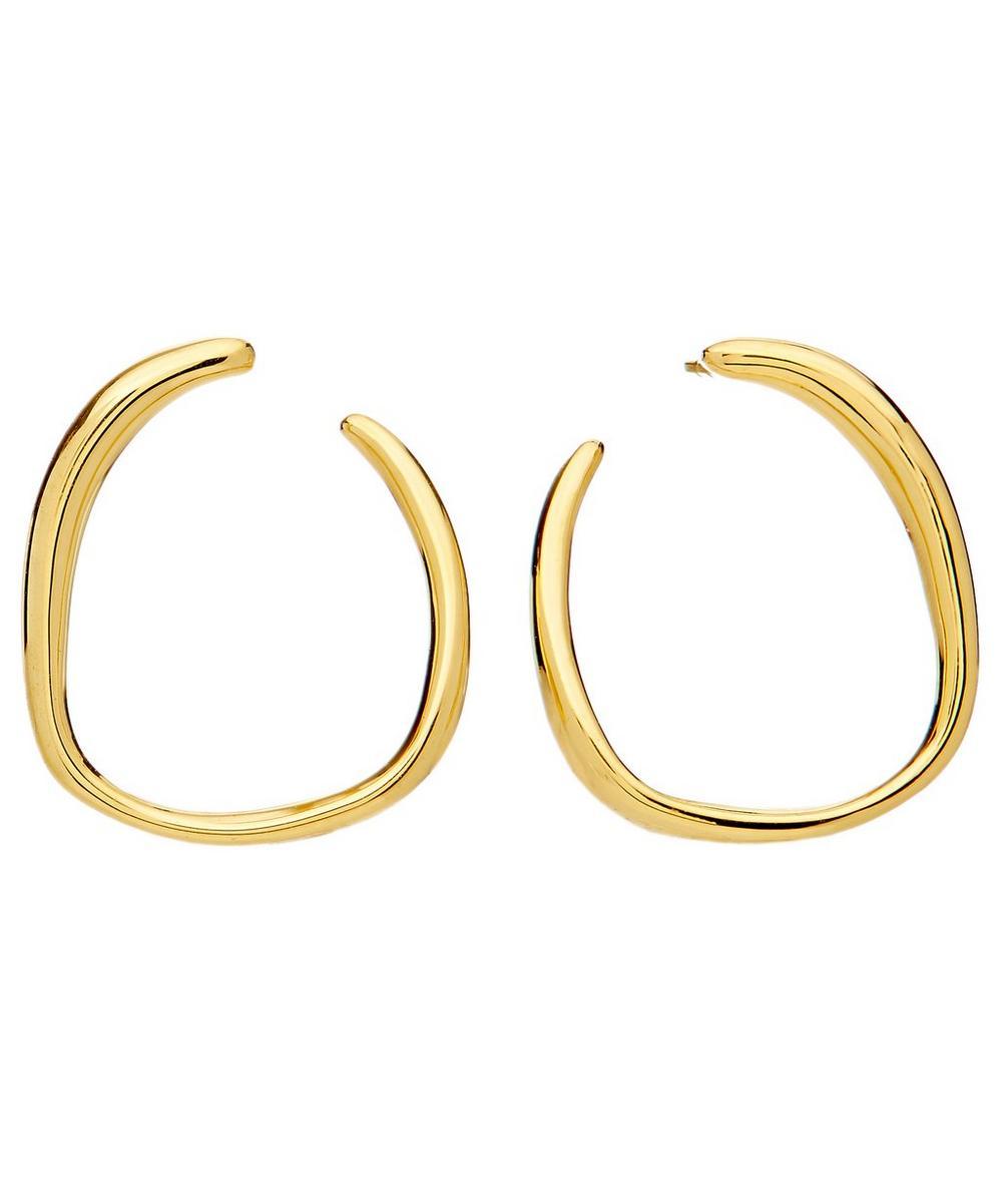 Gold Vermeil Nura Reef Wrap Earrings