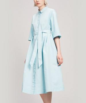 Joan Cotton Shirt-Dress