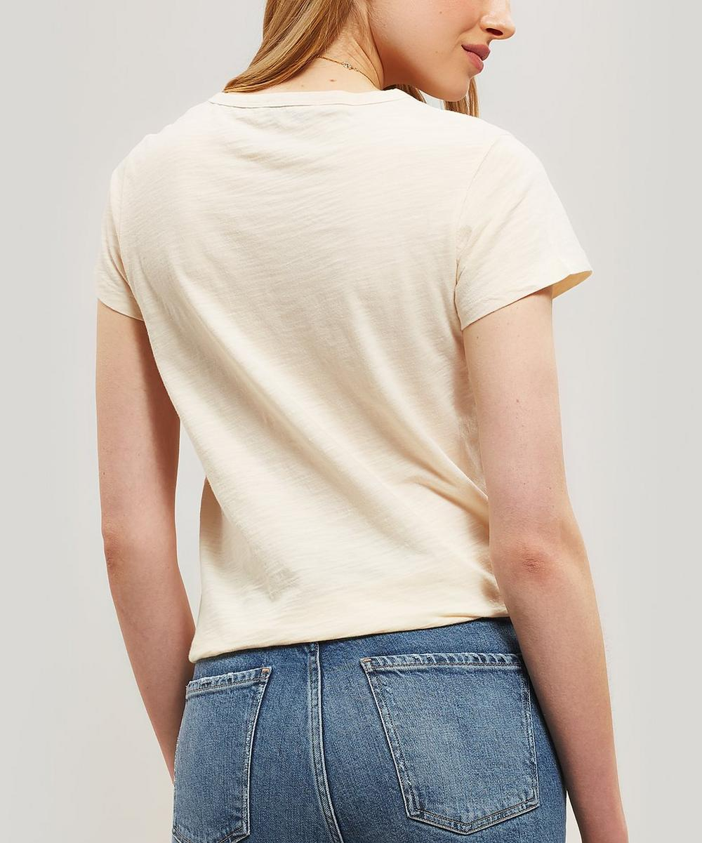 Slub Cotton Bodies T-Shirt