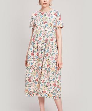 Perhacs Floral Cotton Dress