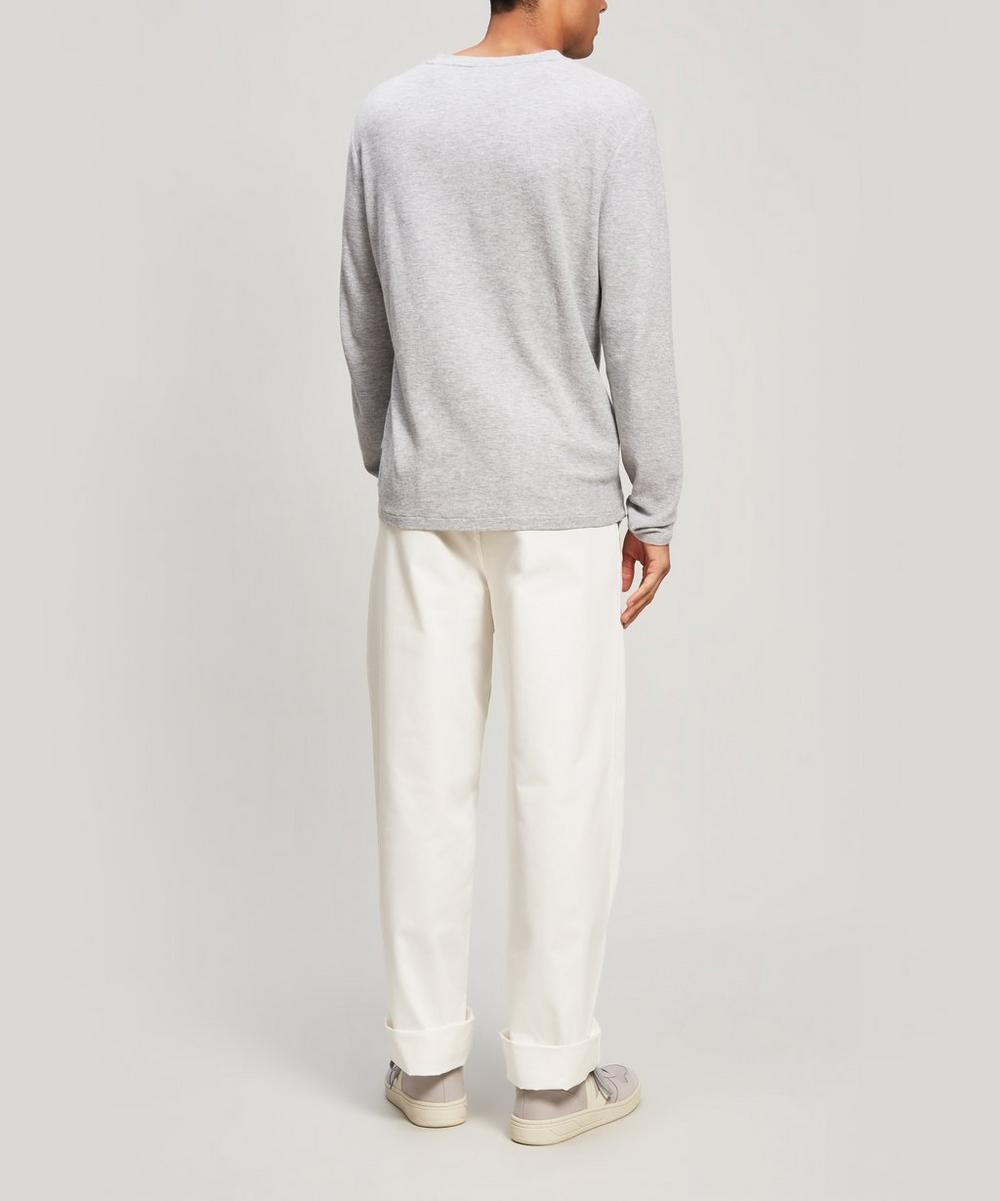 Margaret Howell Cotton Twill Tennis Trousers