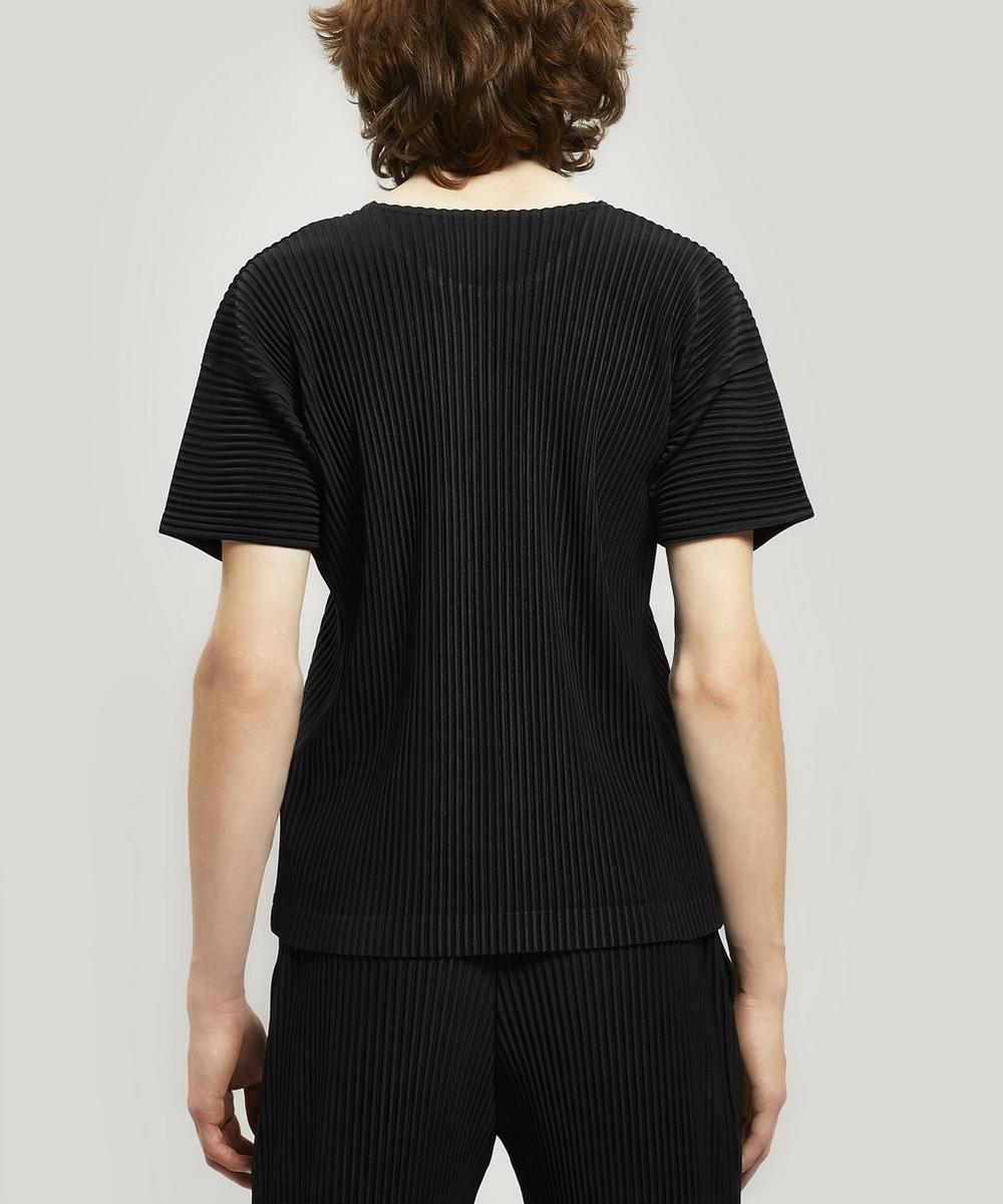 Core Pleated Short Sleeve T-Shirt