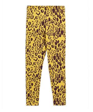 Leopard Leggings 2-8 Years