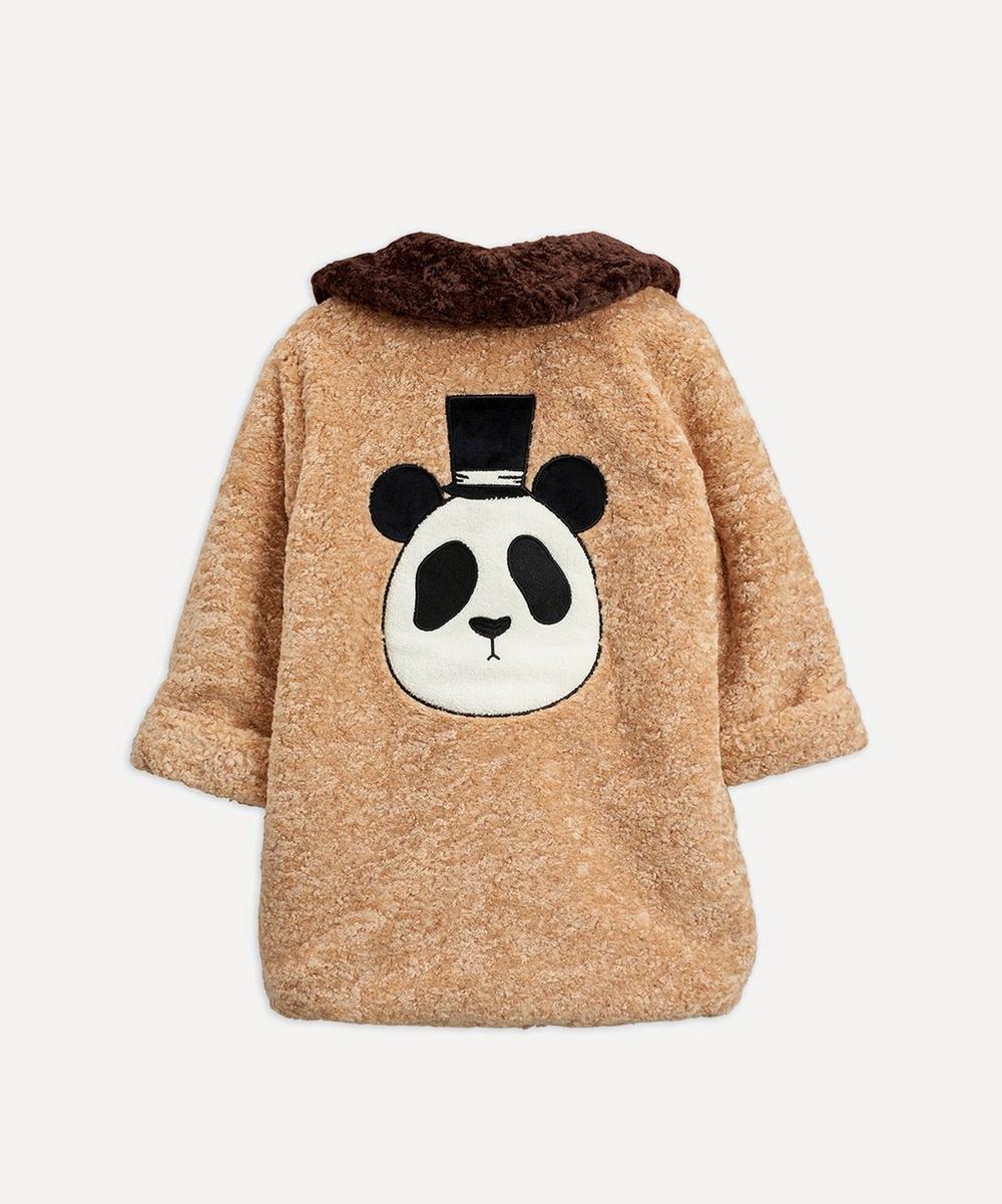 Panda Faux Fur Coat 2-8 Years