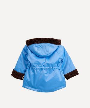 Blah Faux Fur Parka Jacket 2-8 Years