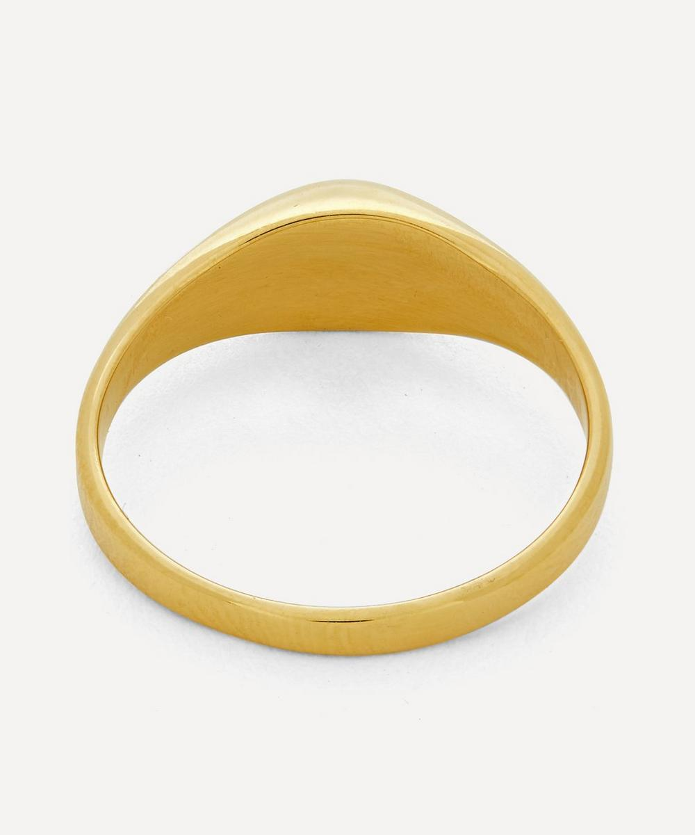 Gold-Plated Esther Ring