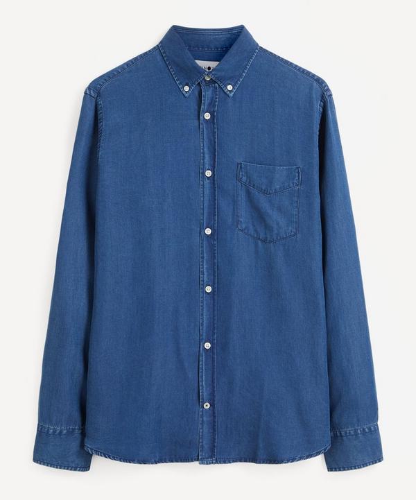 NN07 - Levon Tencel Button-Down Shirt