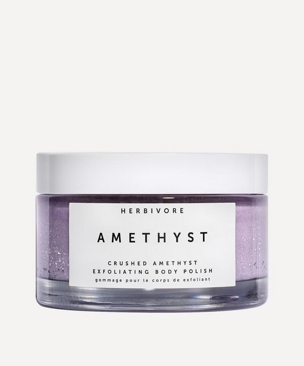 Herbivore - Amethyst Exfoliating Body Polish 200g