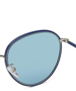 Albion Rounded Sunglasses