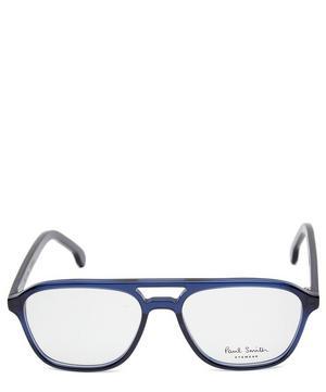 Alder Double Bridge Acetate Optical Glasses