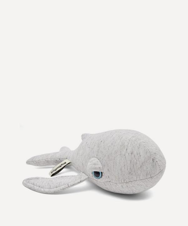 Big Stuffed - Mini Grandpa Whale