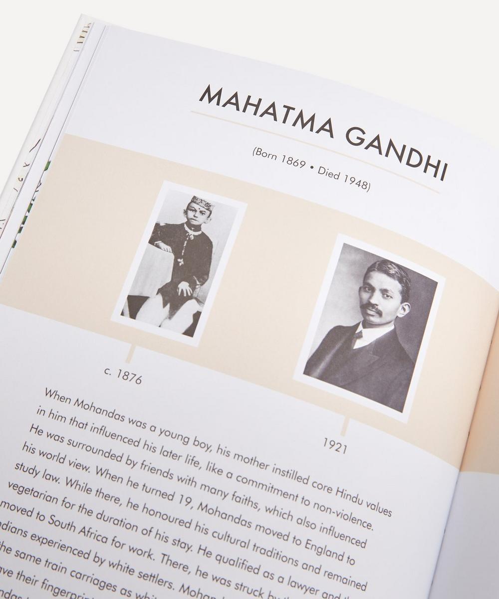 Little People, Big Dreams Mahatma Gandhi