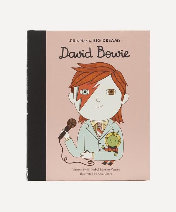 0078622e8 Little People, Big Dreams David Bowie ...