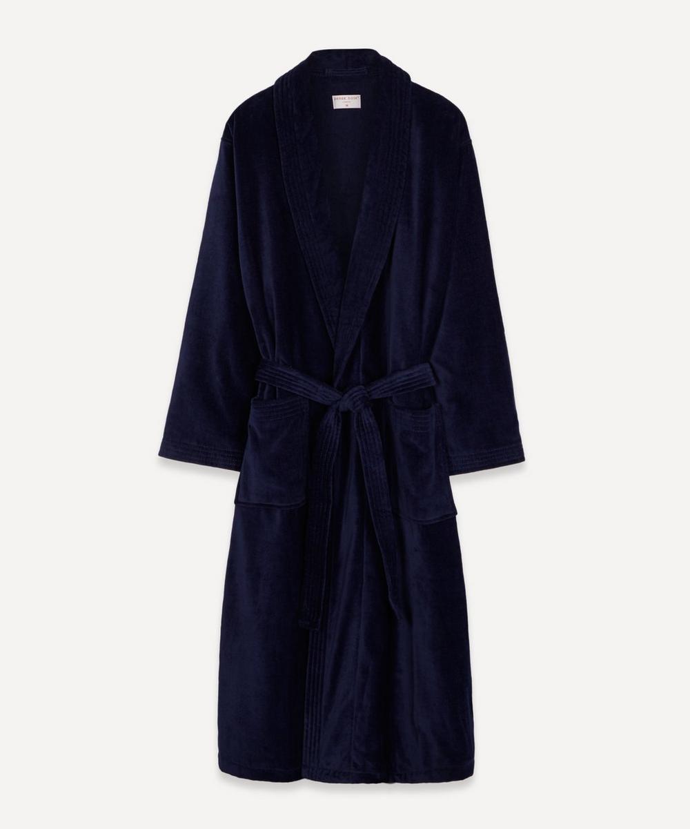 Derek Rose - Triton 10 Cotton Velour Robe