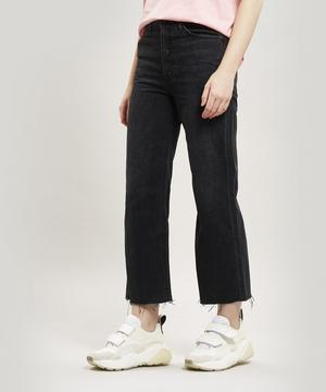 Bobbi Cropped Wide-Leg Jeans