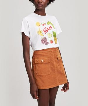 Las Frutas Cotton T-Shirt