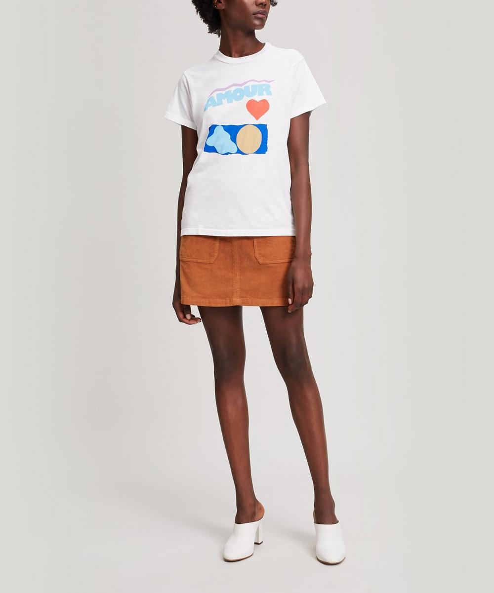 Amour Cotton T-Shirt