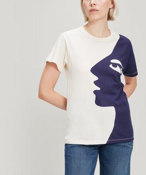 Portrait Cotton T-Shirt