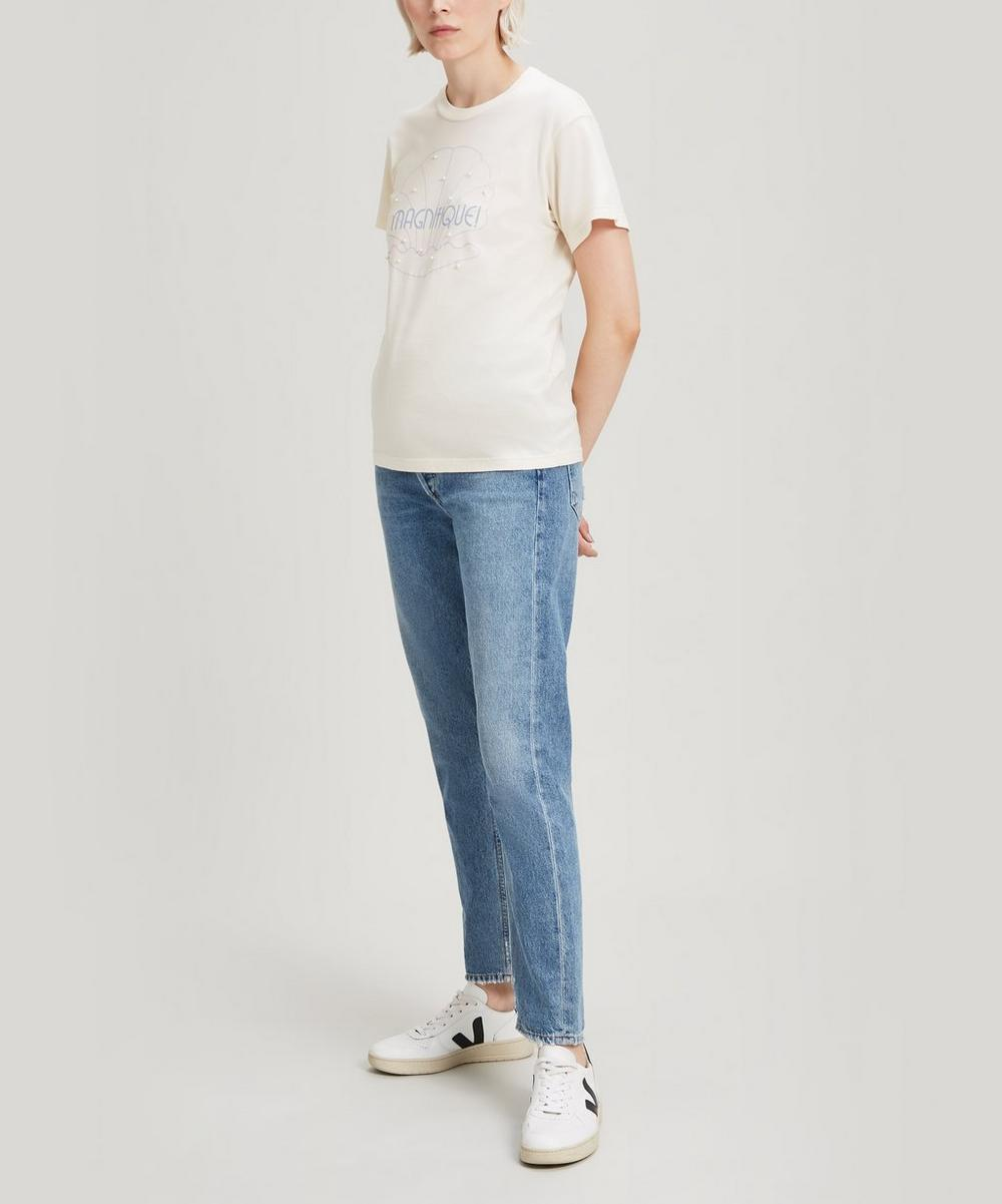 Seashell Magnifique Cotton T-shirt