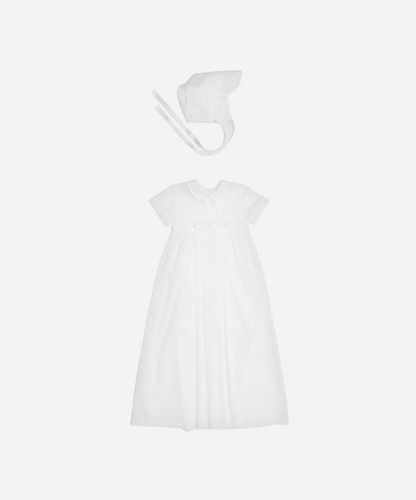 cd1e94d45 Phillip Short Sleeve Converter Gown and Hat Set 3-12 Months ...