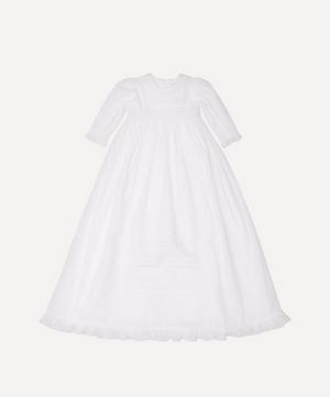Nicole Christening Gown and Hat Set 3-12 Months