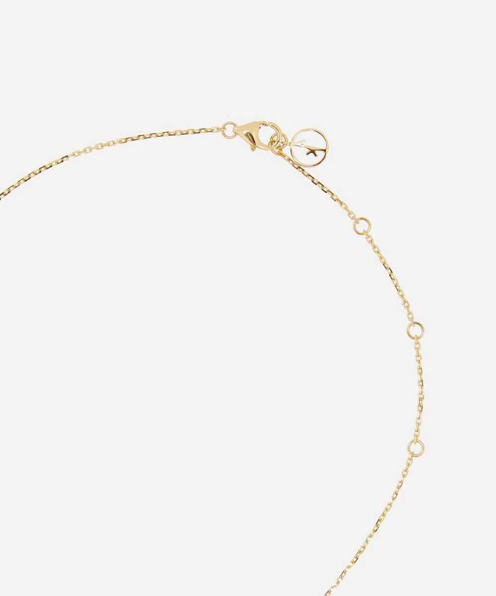 abf7df8267682 Gold Louise d'Or Ruby Coin Pendant Necklace | Liberty London