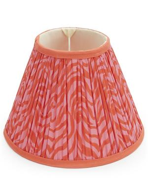 Angel Zig-Zag Cotton Lampshade