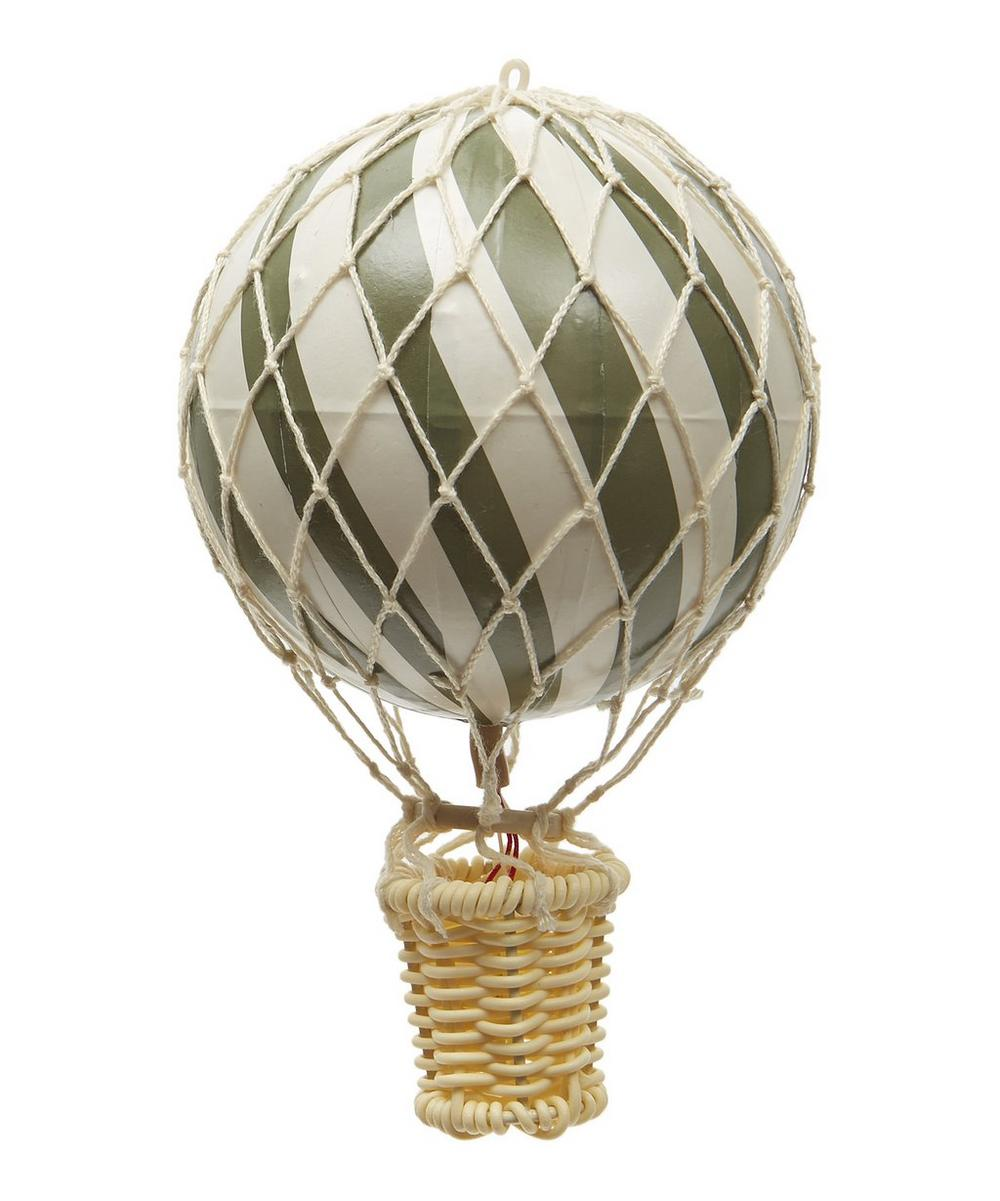 Olive Green Air Balloon 10cm