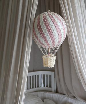 Blush Air Balloon 20cm