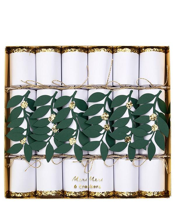 Foliage Crackers Set of Six