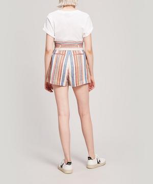 Tie-Up Shorts