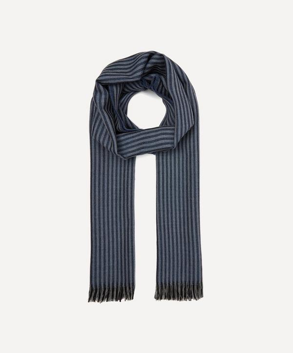 e4f5f3f1ae9d7 Men's Designer Scarves | Luxury Knitted, Silk & Tartan | Liberty London