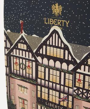 Liberty Building Christmas Gift Bag