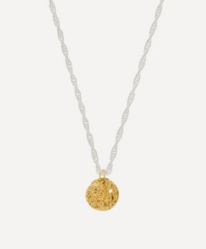 Silver and Gold-Plated The Unspoken Trust Necklace