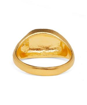 Gold-Plated False Promises Ring
