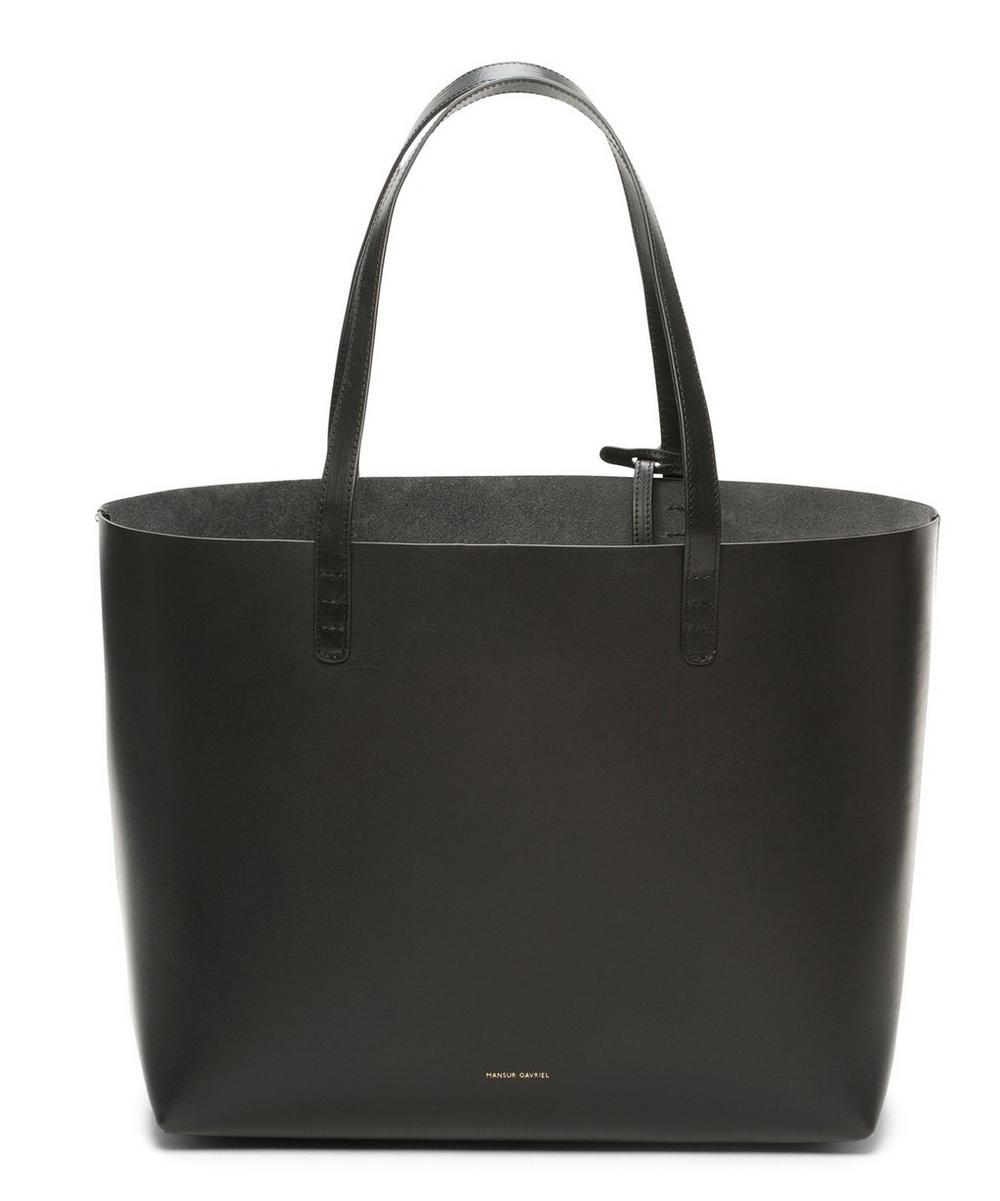 Large Leather Tote Bag