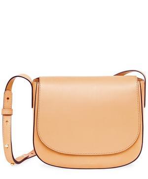 Leather Cross-Body Bag