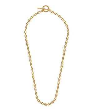 Gold Vermeil Coffee Beans Necklace