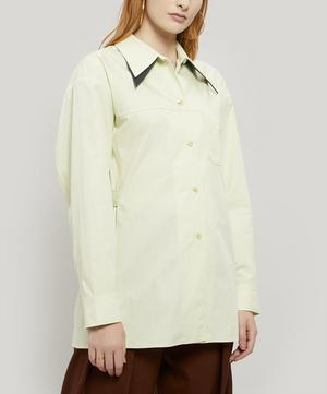 Rory Double Collar Cotton Shirt