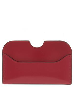 Elmas Patent Leather Cardholder