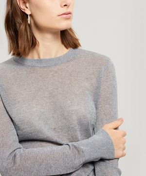 Pierre Metallic Sweater