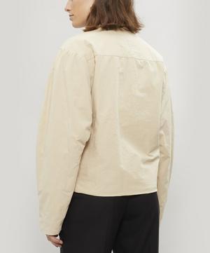 Oversized Boxy Jacket