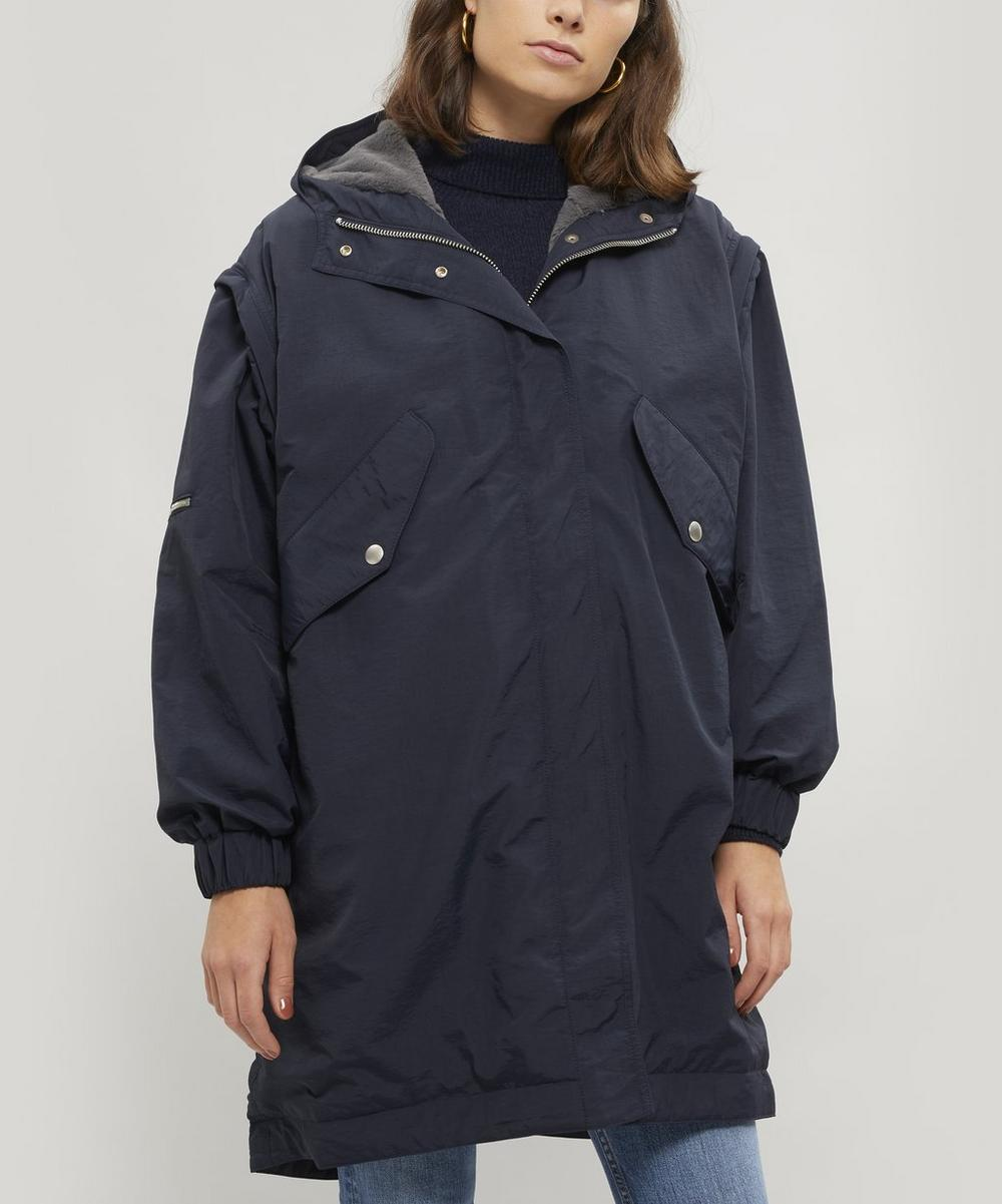 Hunter Hooded Parka