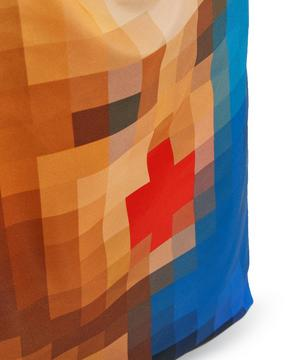 Pixel Grace Shopping Bag