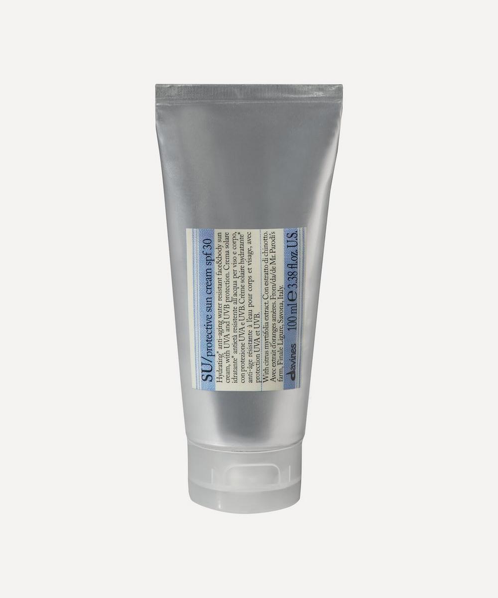 SU Protective Sun Cream SPF 30 100ml